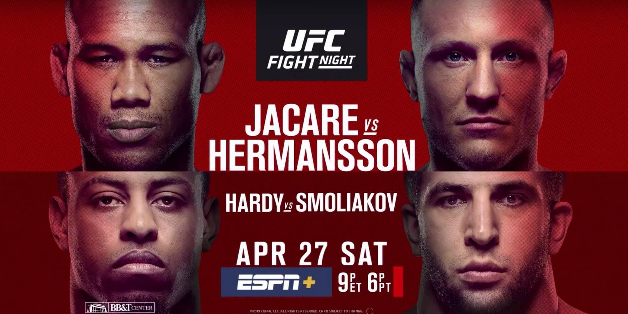 watch ufc fight night 150 live stream free
