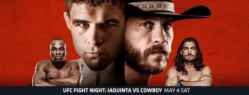 watch ufc fight night ottowa cerrone iaquinta live stream on ufc facebook