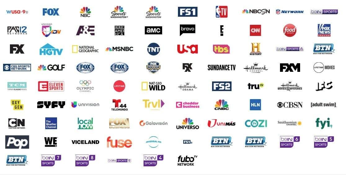 watch universo fubotv channels