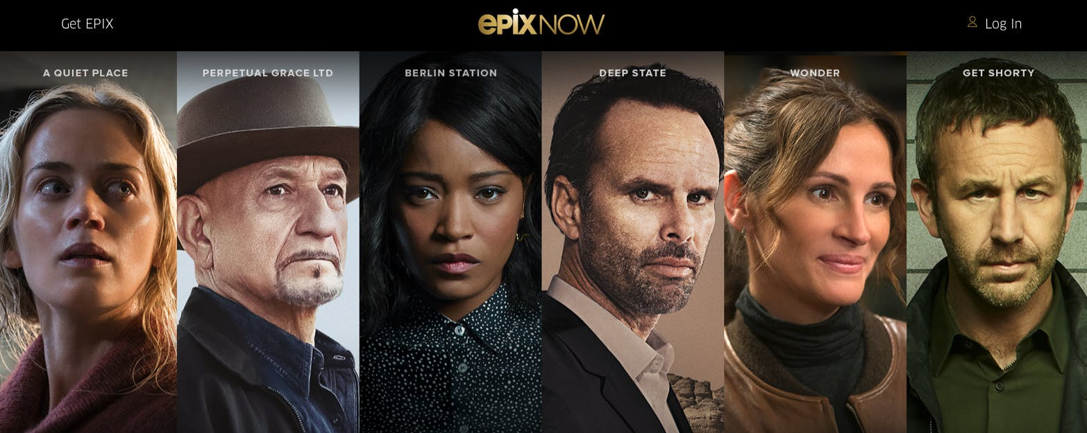 watch deep state season 2 online free on Epic Now