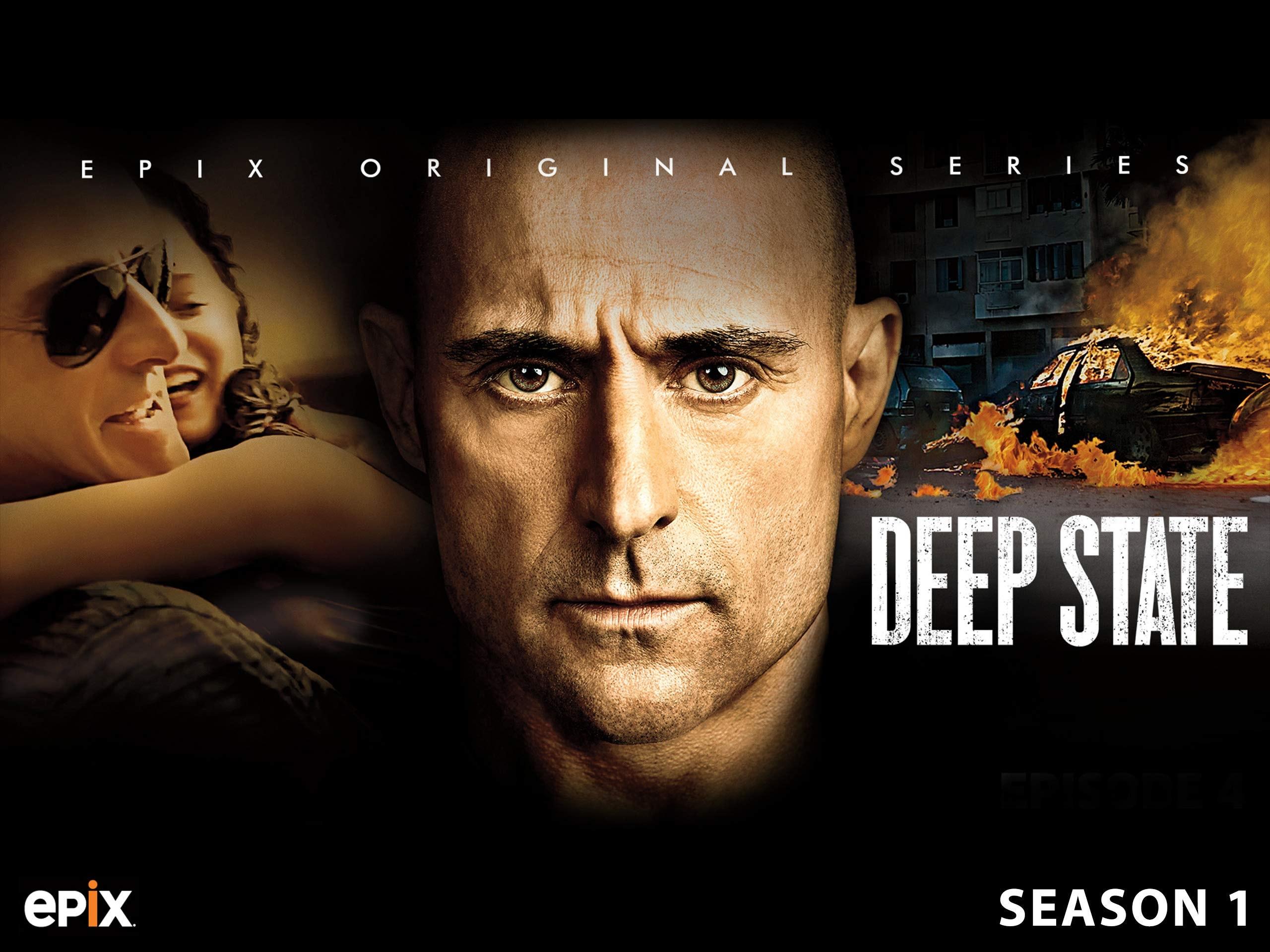 watch deep state season 2 online free on Amazon
