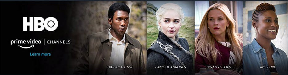 watch game of thrones season 8 online free on Amazon Prime Video with HBO