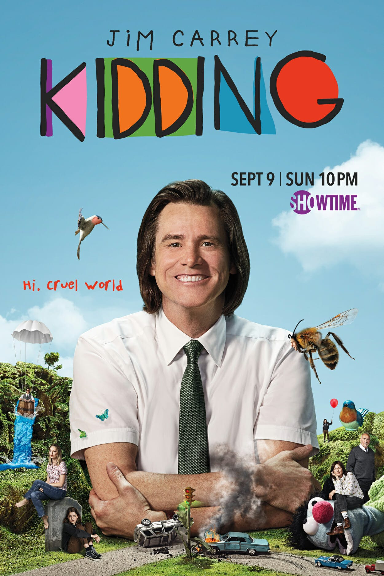 watch kidding online free on Amazon