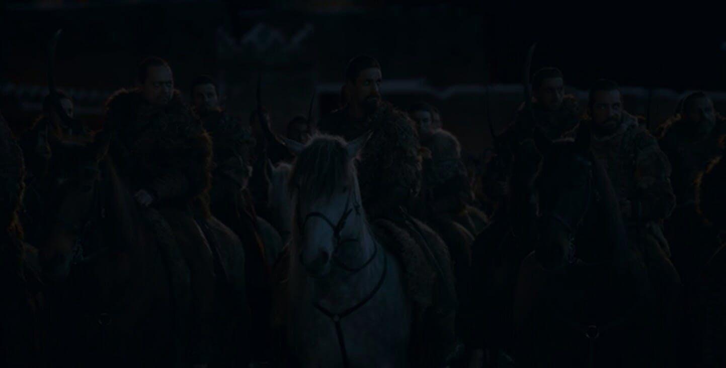 who died winterfell qhono