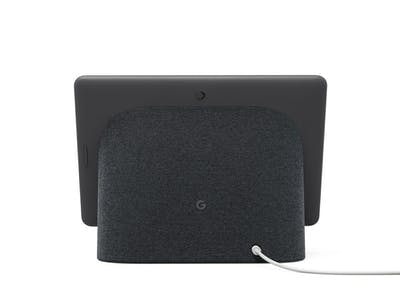 Google Nest Hub Max rear view