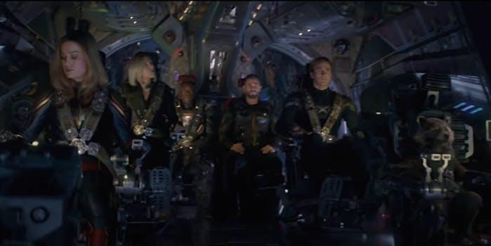 Avengers: Endgame - Crew