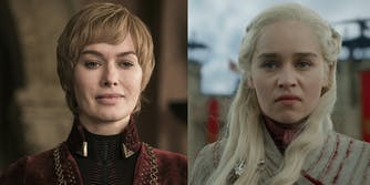 Game of Thrones - Cersei Dany armies