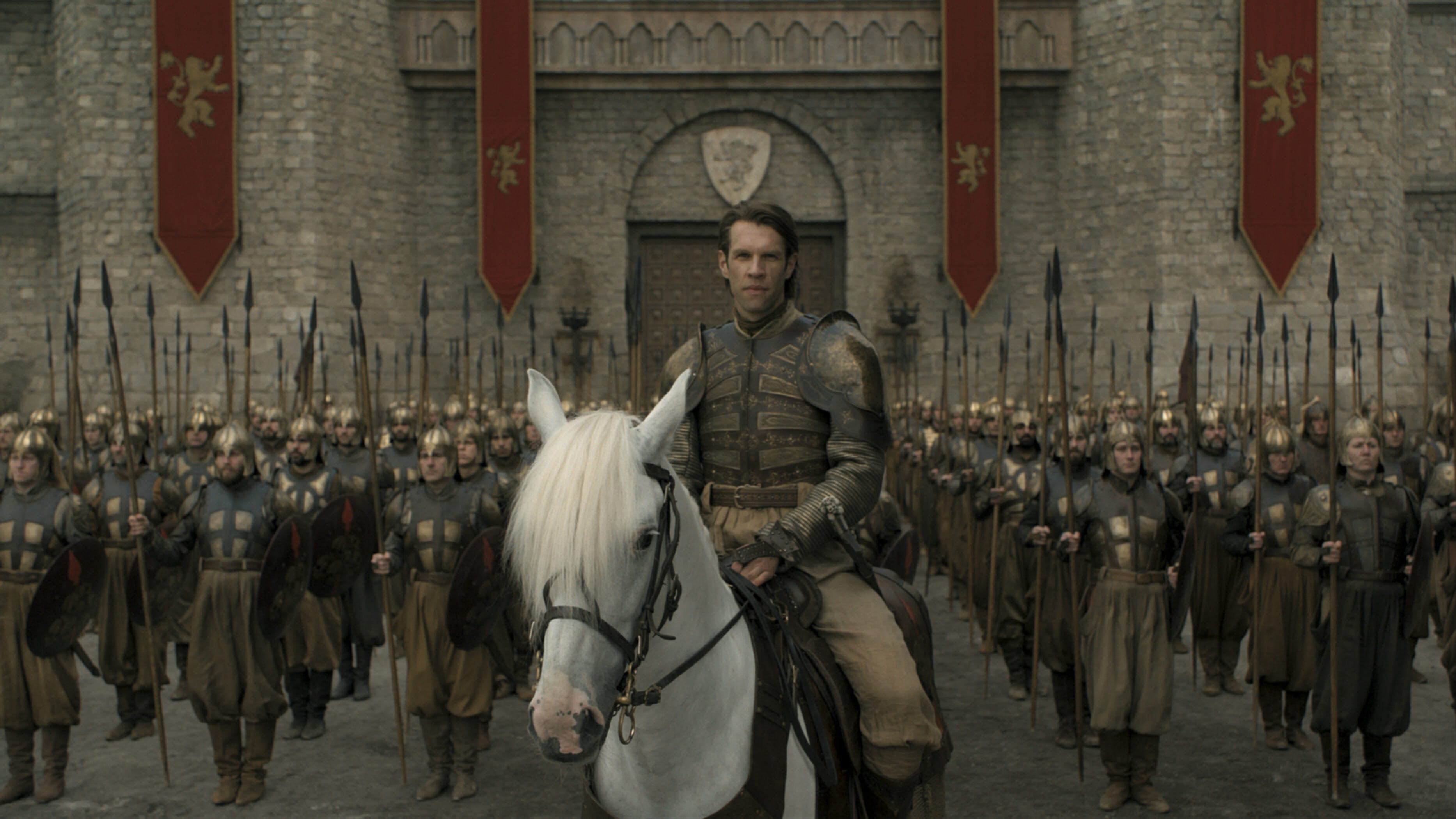 Game of Thrones armies - Golden Company