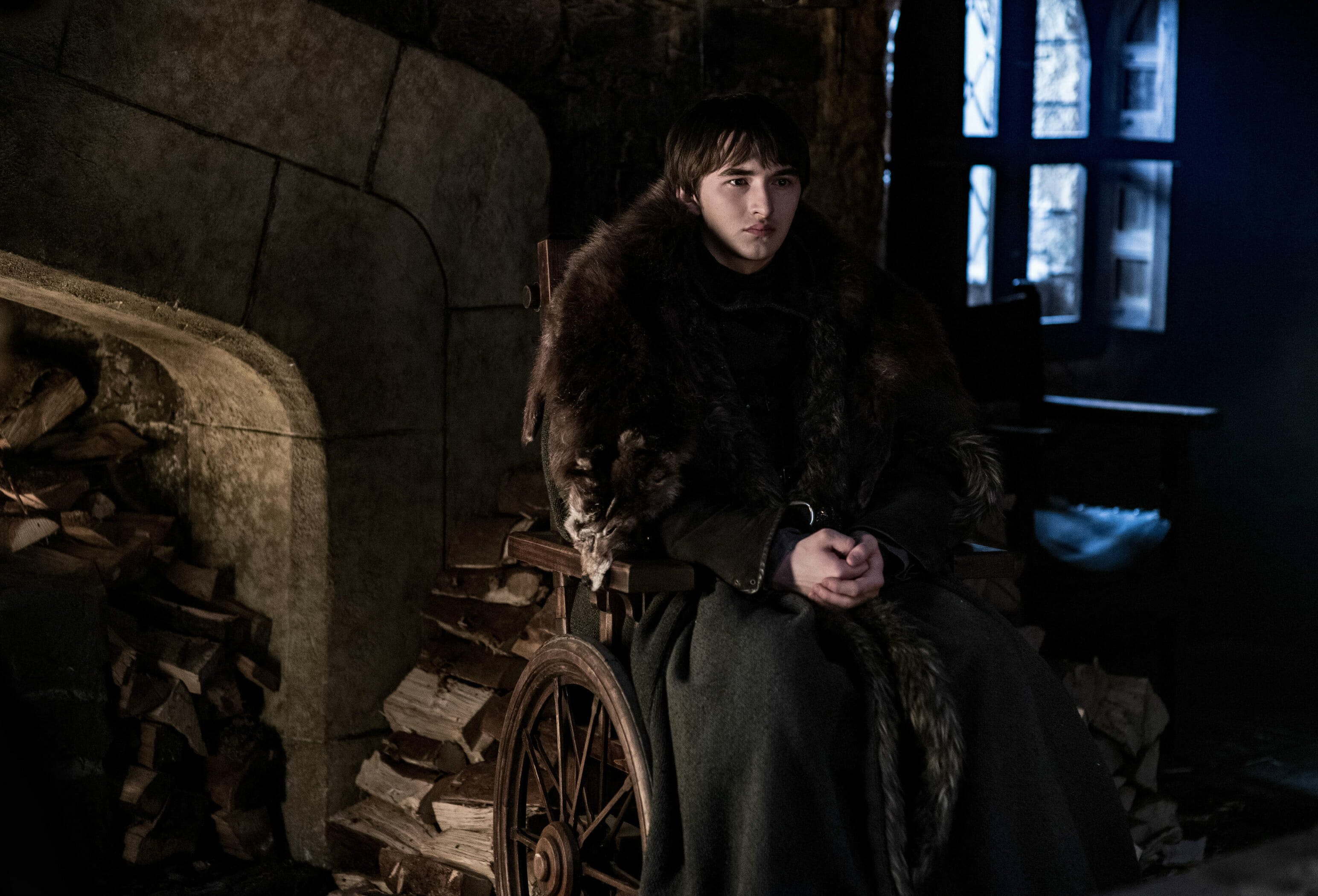 Game of Thrones armies - Three Eyed Raven Bran Stark