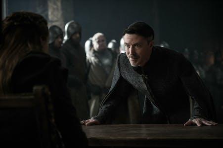 Game of Thrones houses - Baelish