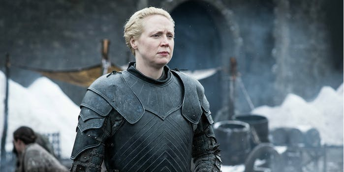 Game of Thrones memes - Brienne