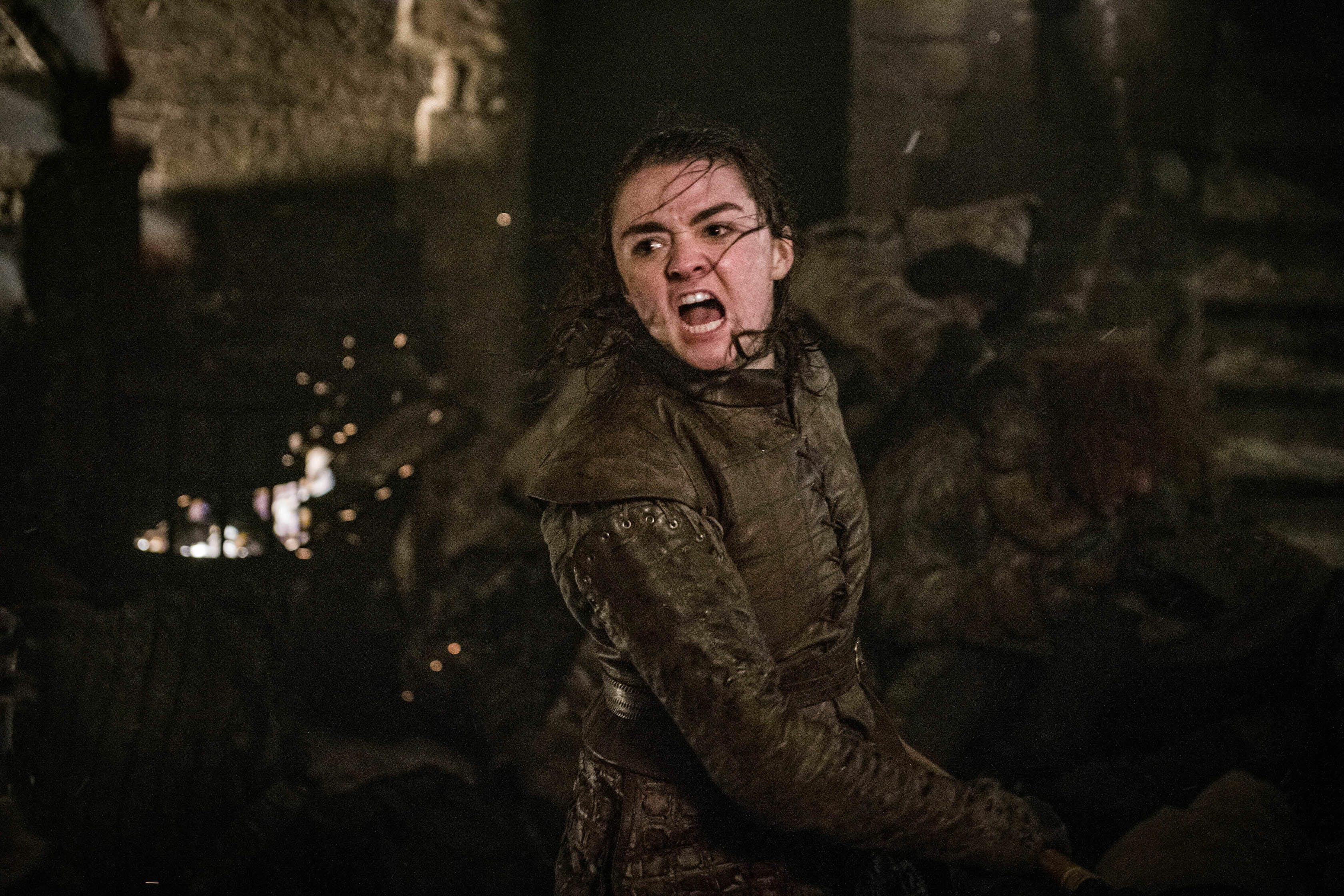 Game of Thrones quotes - Arya
