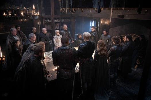 Game of Thrones quotes - group