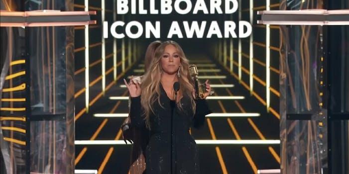Mariah Carey Billboard Music Awards 2019 memes