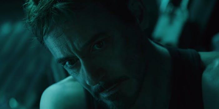 Marvel Avengers: Endgame 'I love you 3000'