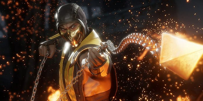 Mortal Kombat 11 Trauma PTSD Game Developers