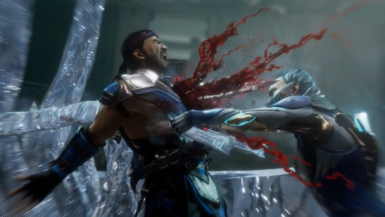 Mortal Kombat 11 Ultraviolence Frost