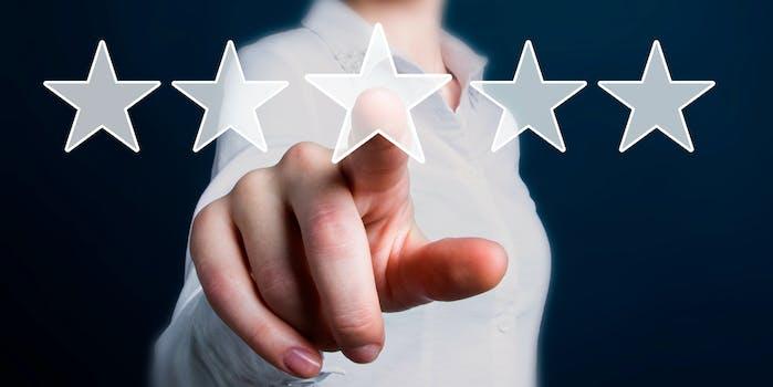 Plum dating app rating system