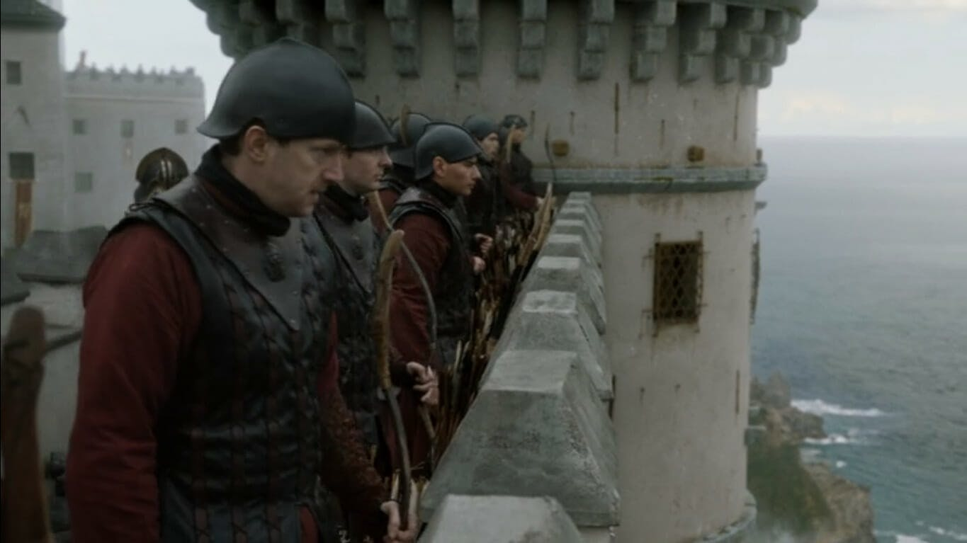 Game of Thrones armies - Casterly Rock