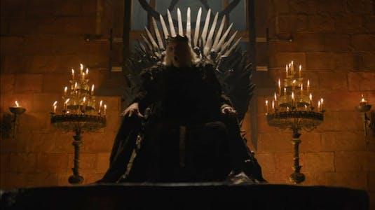 Aerys Targaryen wildfire