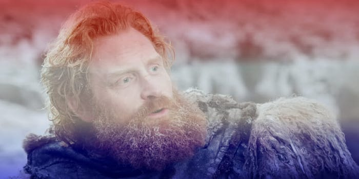 Tormund westeros president
