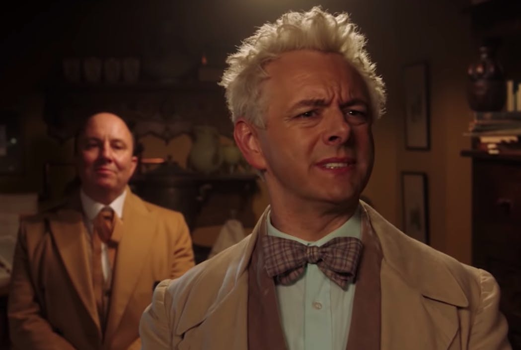 amazon prime good omens review