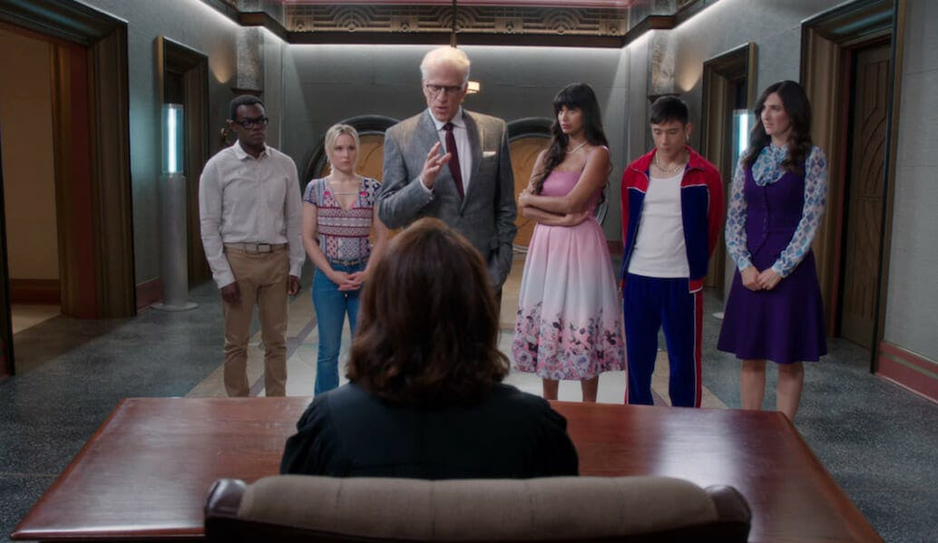 best tv shows on netflix - the good place