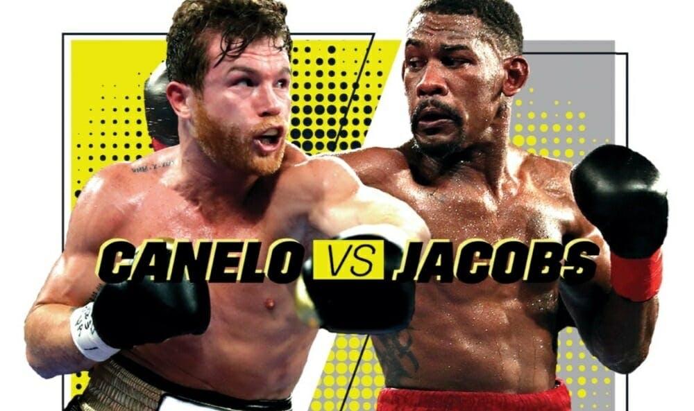 Canelo Alvarez vs Daniel Jacobs live stream DAZN