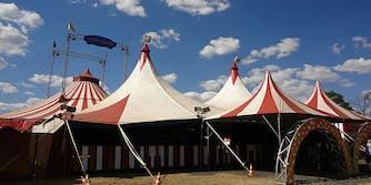 circus parents abuse