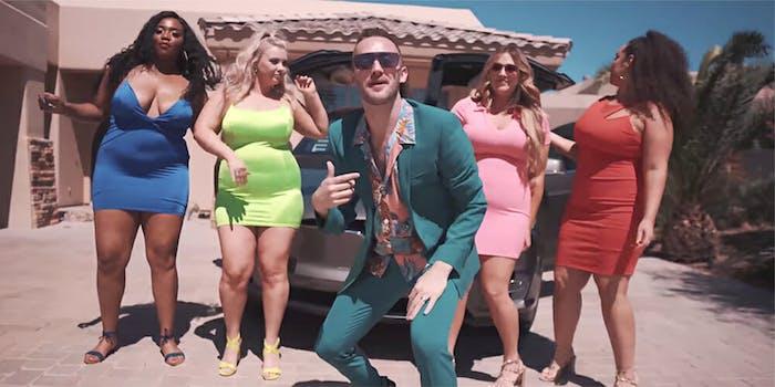 Curvy Wife Guy music video
