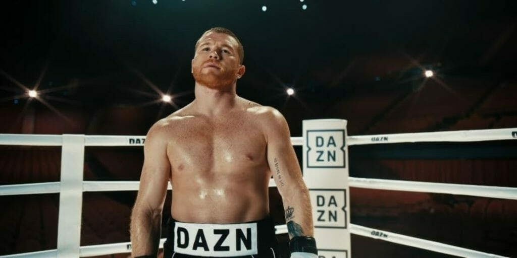 DAZN app review Canelo Alvarez price