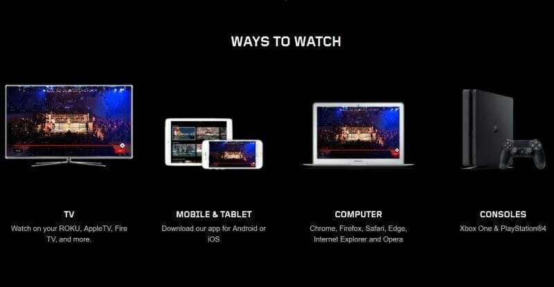 DAZN app review how to watch