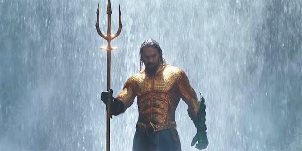 DC movies order - Aquaman