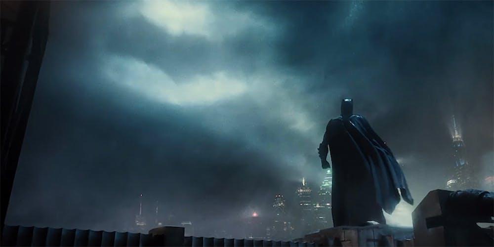DC movies order - Batman v Superman