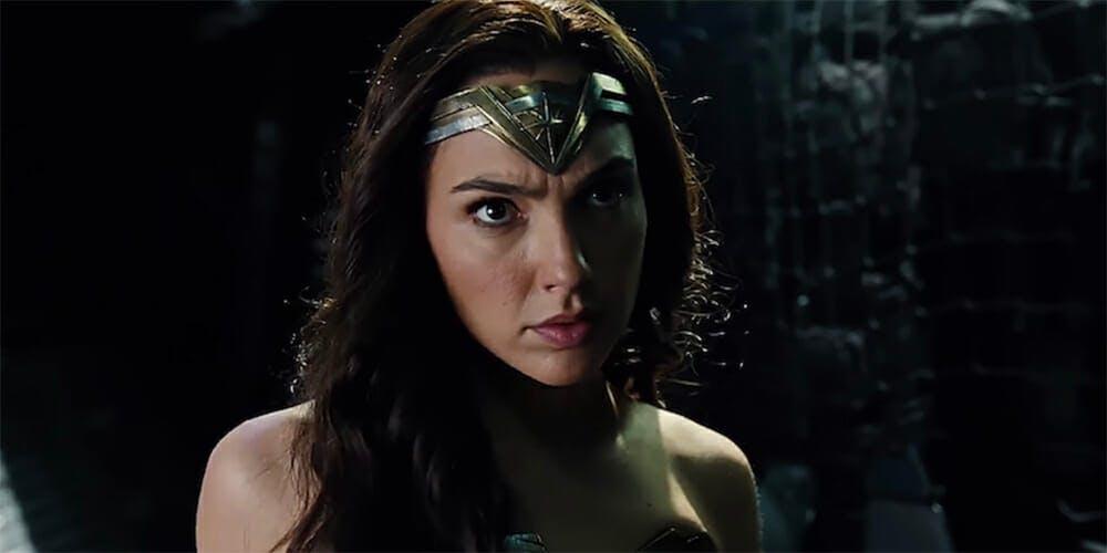 DC movies order - Wonder Woman