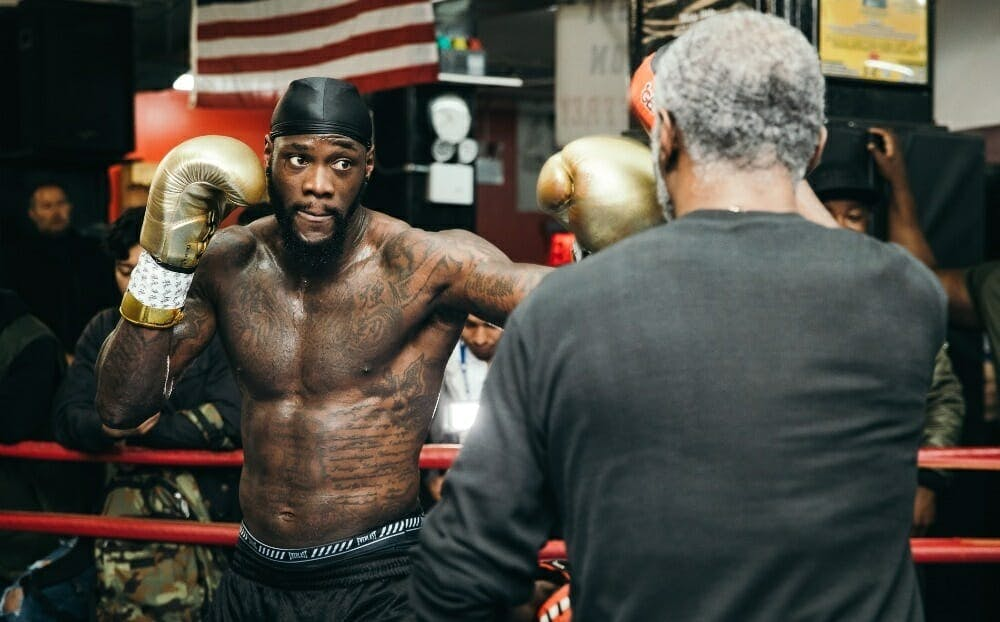 Deontay Wilder vs Dominic Breazeale live stream Showtime