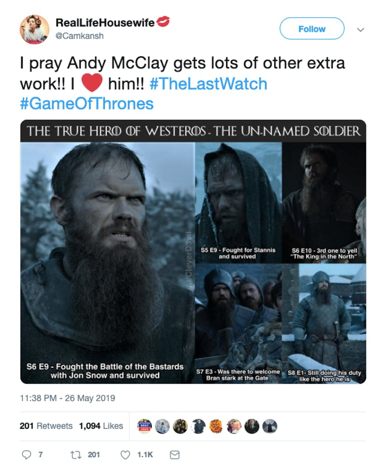 game of thrones andrew mcclay