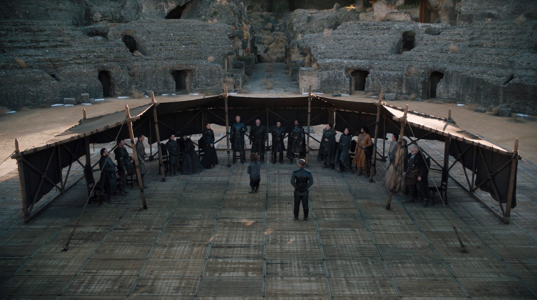 game of thrones bran coronation