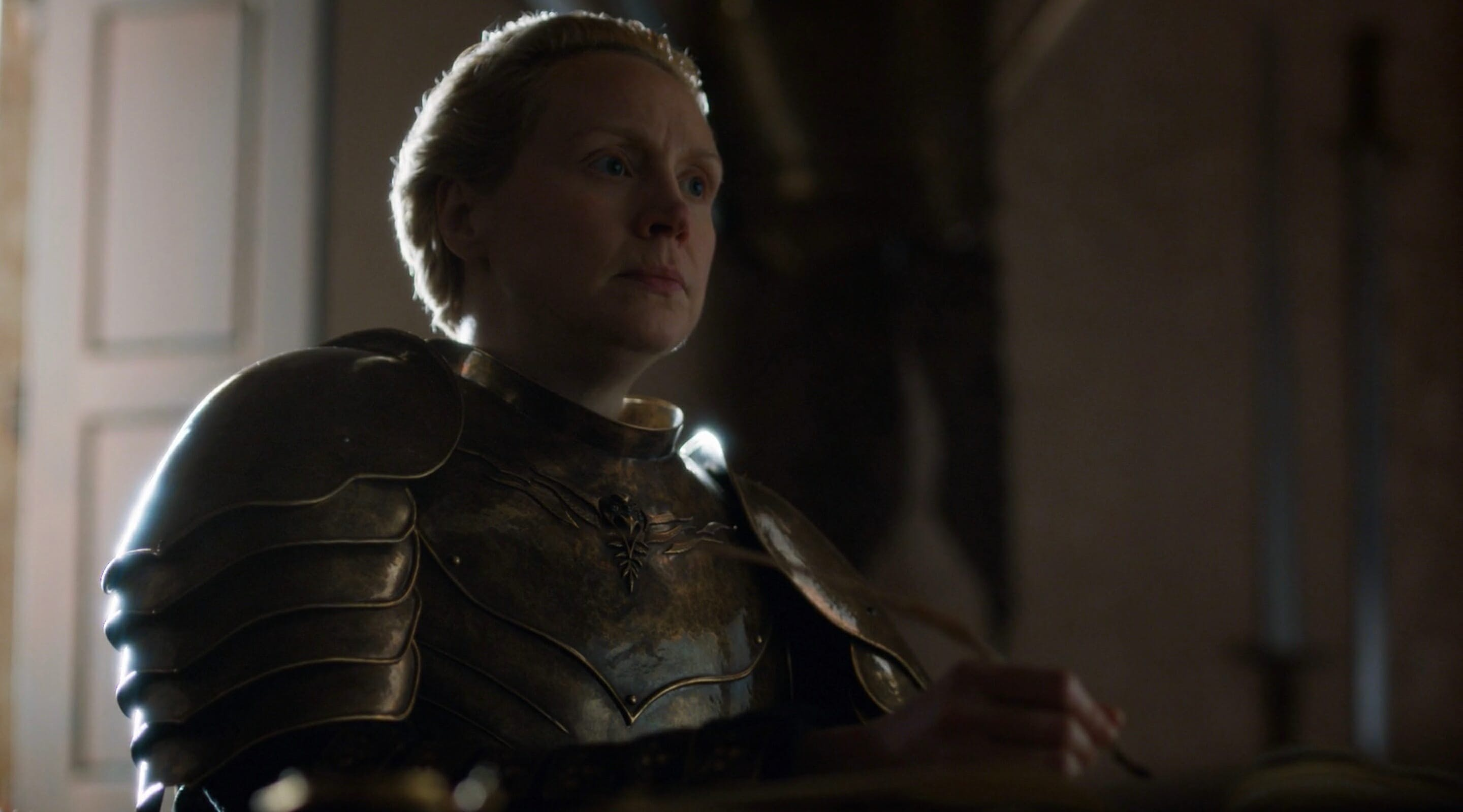 game of thrones brienne book of brothers