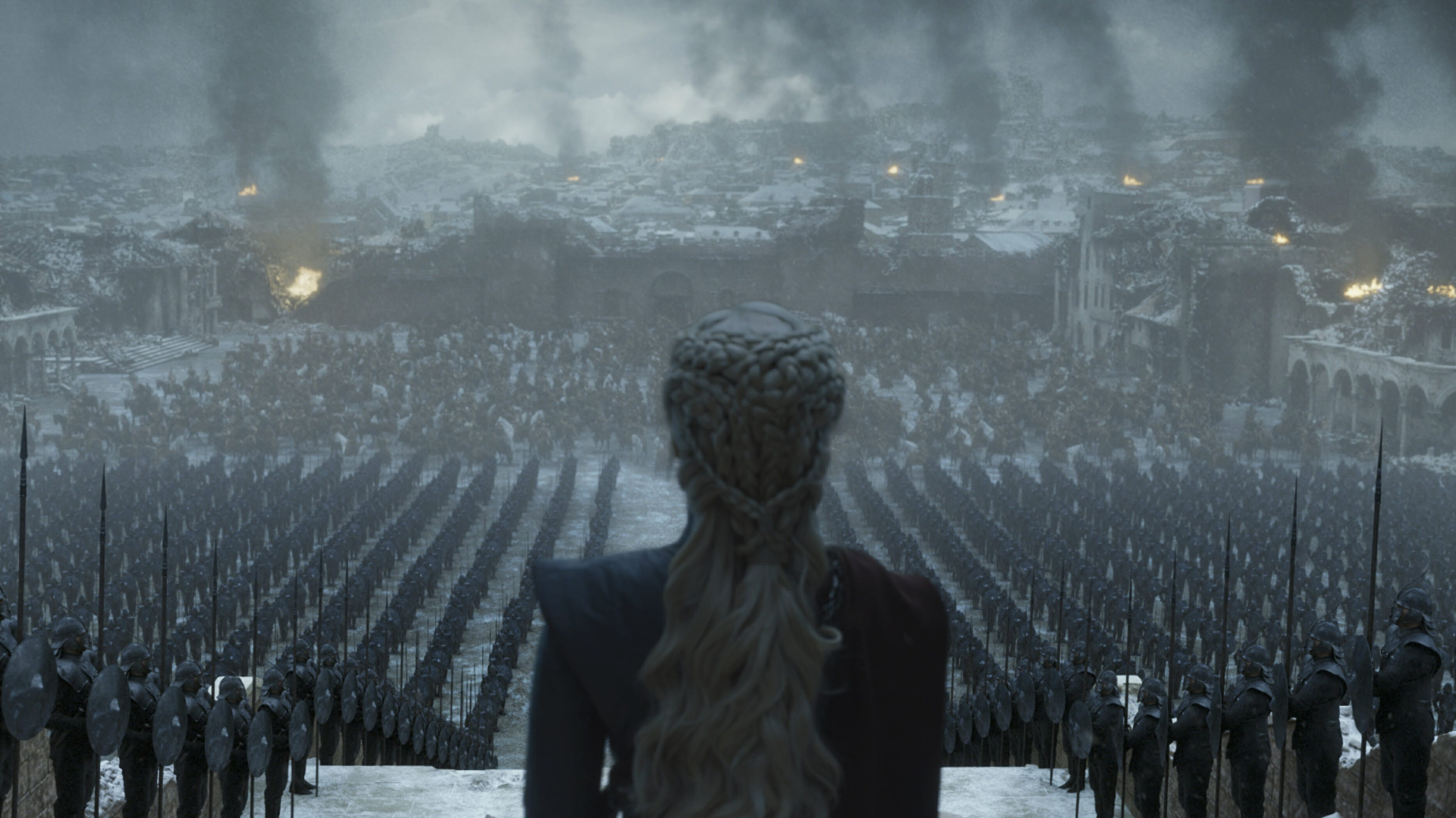 game of thrones dany king's landing