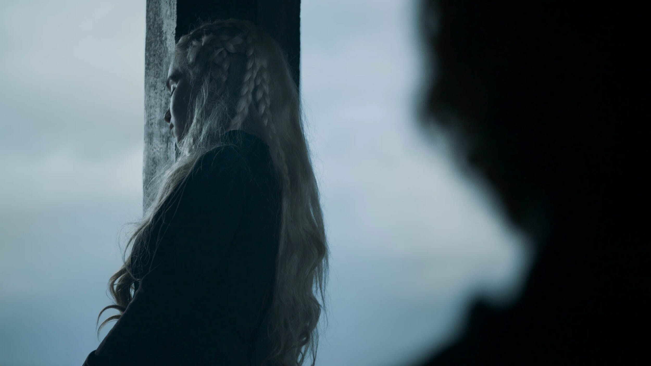 game of thrones dany mourning