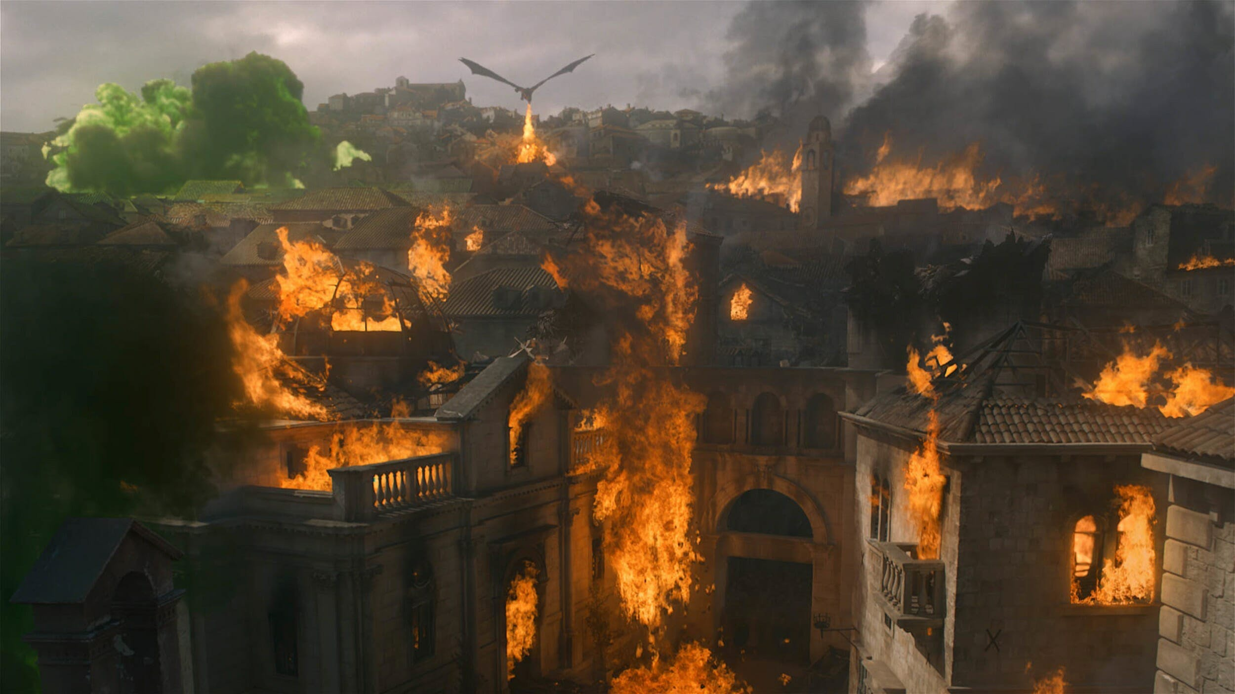 game of thrones fire wildfire