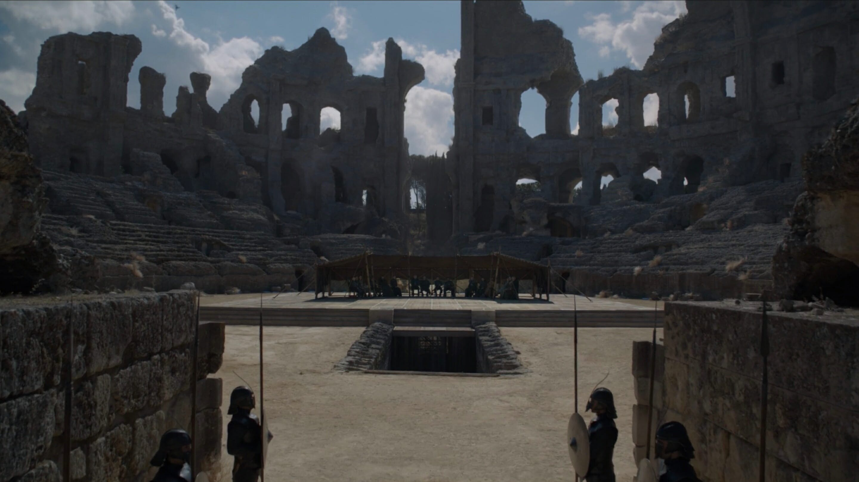 game of thrones great council