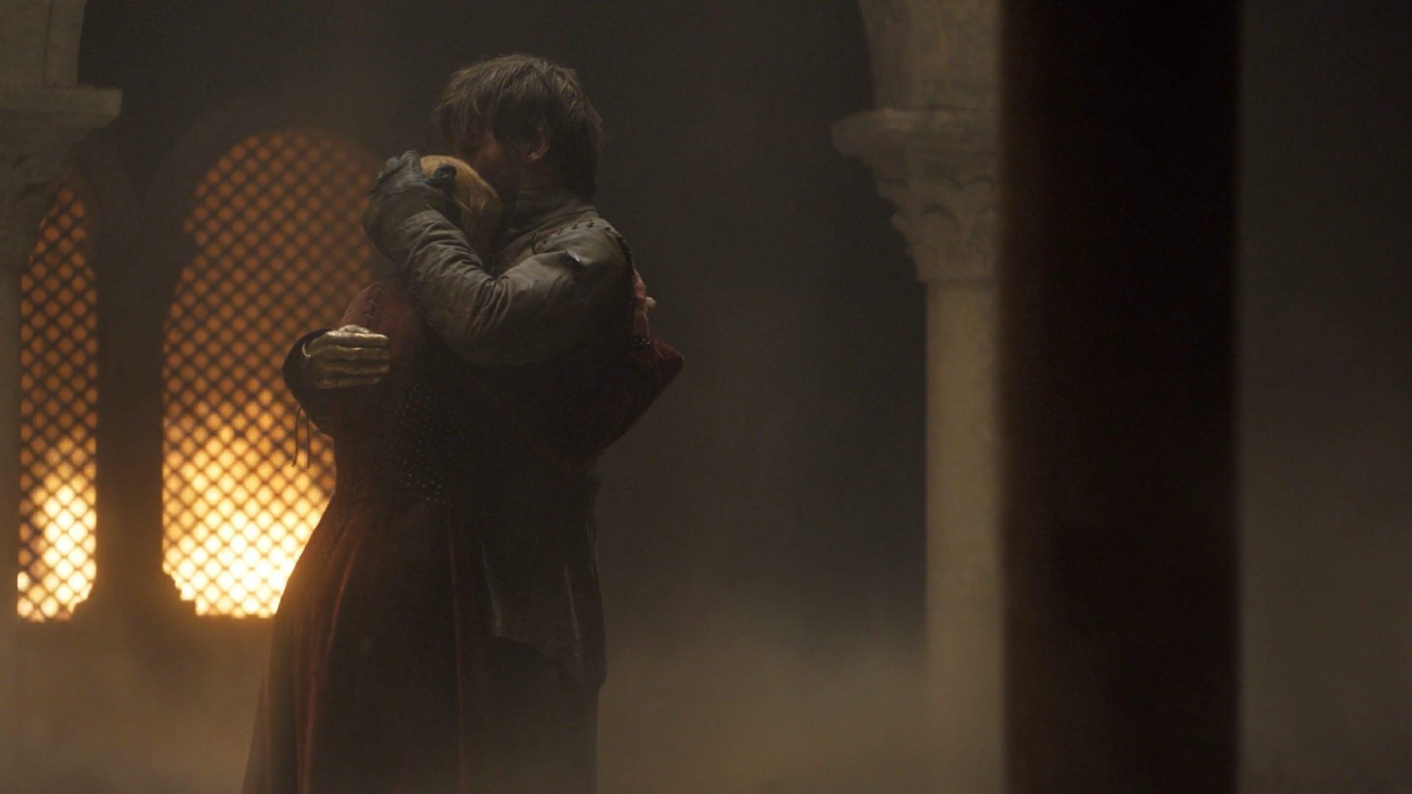 game of thrones jaime cersei death