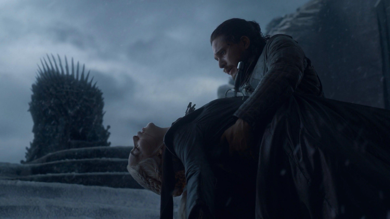 game of thrones jon snow kills daenerys targaryen