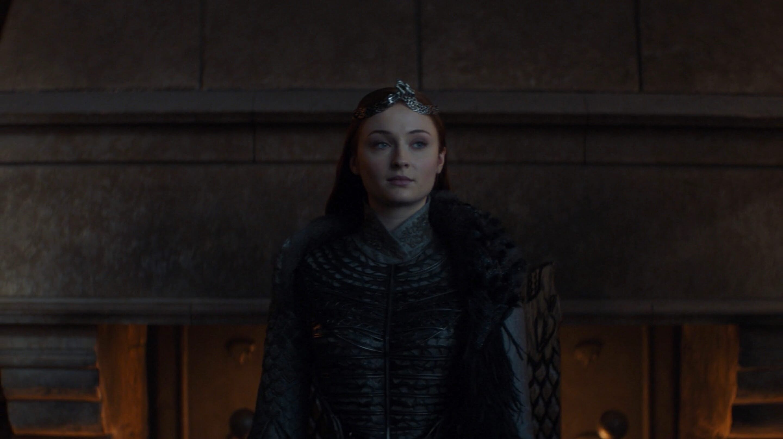 game of thrones sansa stark queen in the north