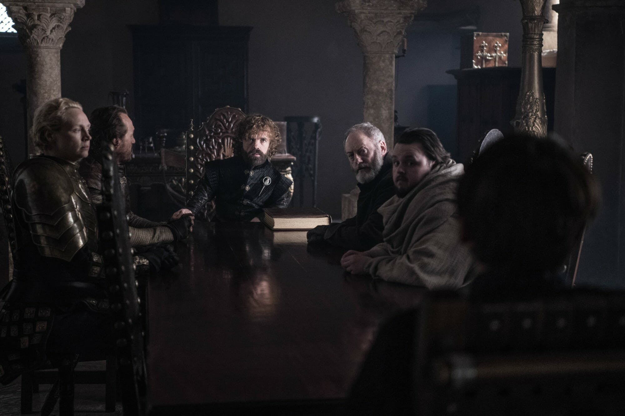 game of thrones small council