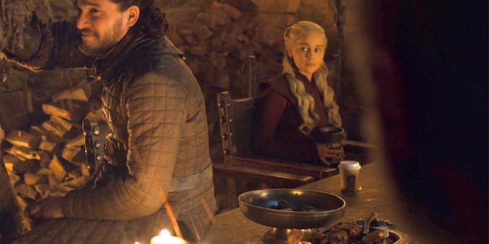 starbucks cup game of thrones