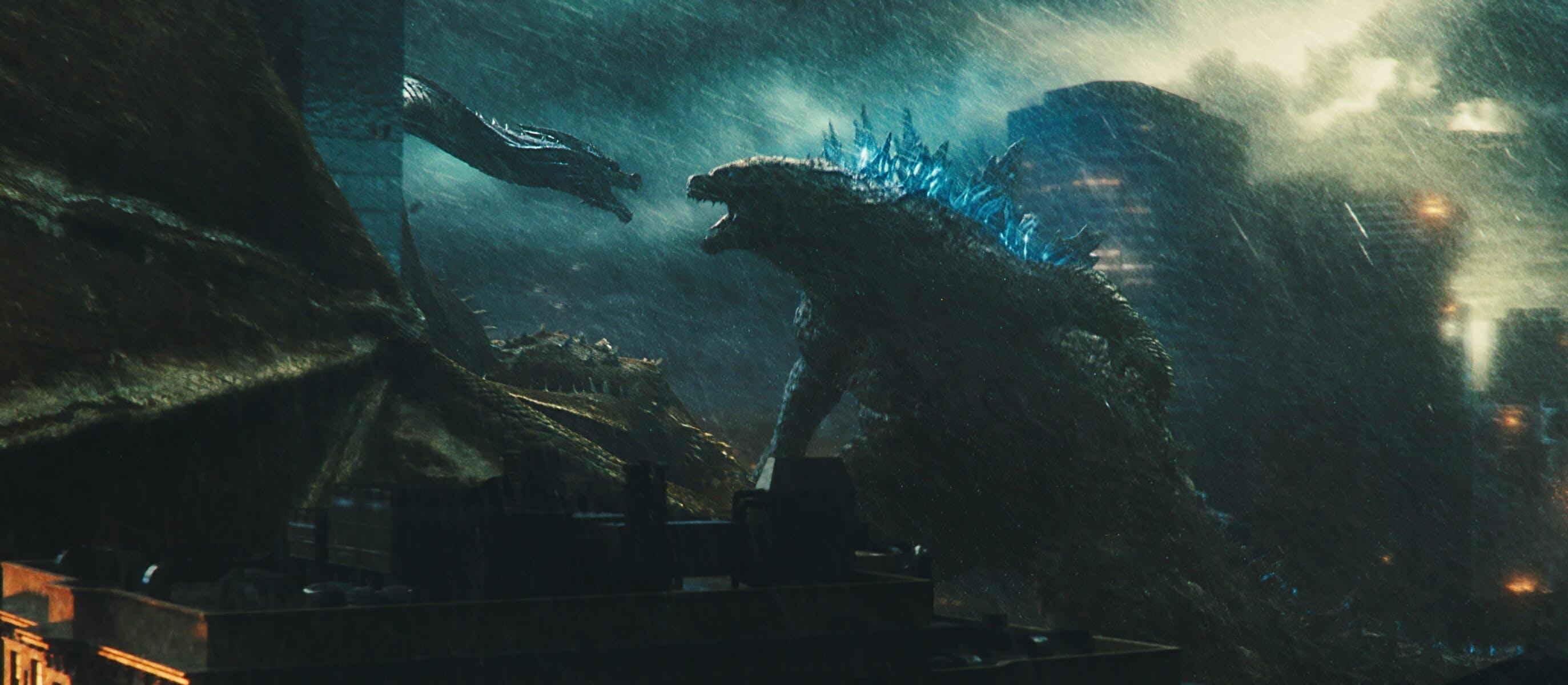 godzilla king monsters ghidorah