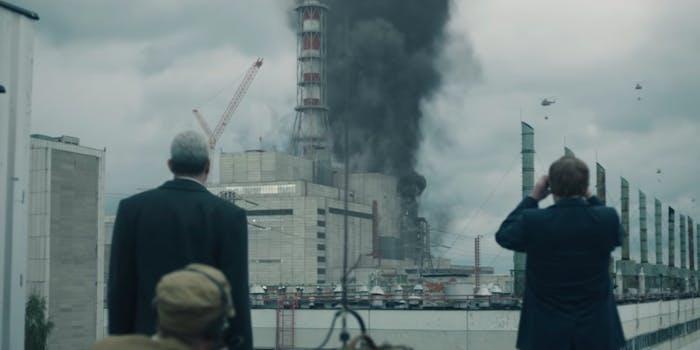 HBO Chernobyl UN report